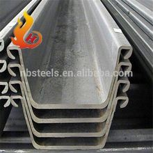 wharf wall/Steel Sheet Pile/irrigation works