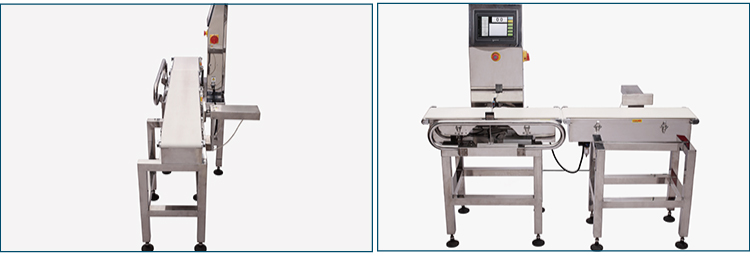 Food Industry Check Weigher Machine