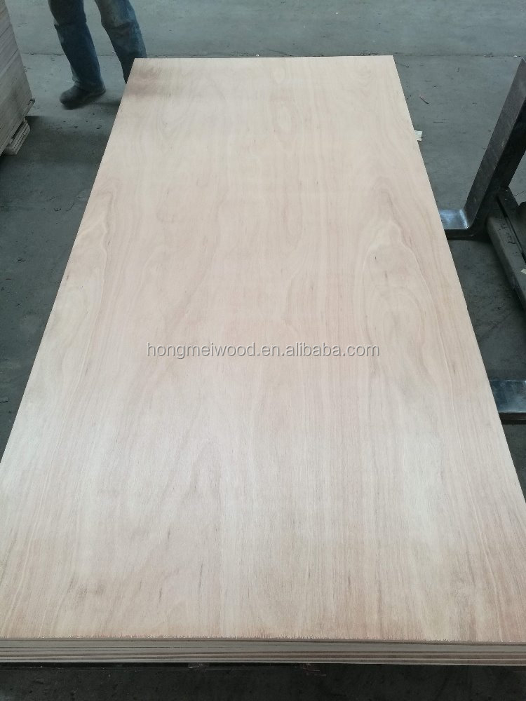 Home Furniture Laminated Birch/Oak/Okoume Face Plywood Wood