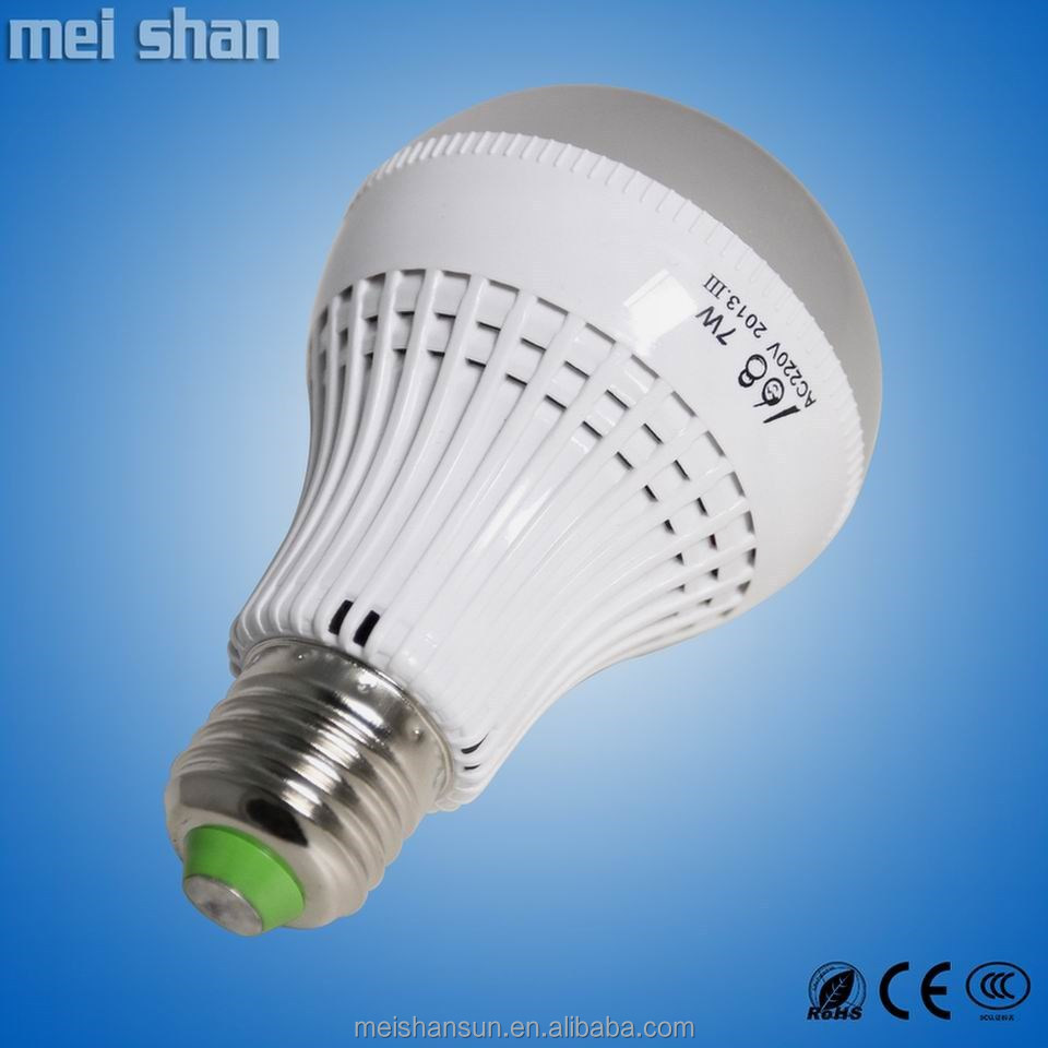 best price 3w SMD led5730 strip led bulb indoor light with E27 base holder