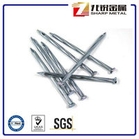 Galvanized Concrete Nails China/Steel Nails Manufacturers