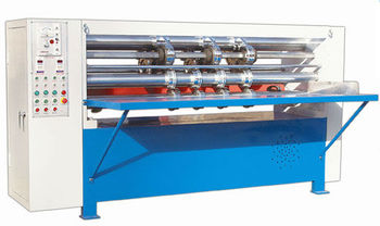 Numerical Control Thin Blade Slitter Scorer for corrugated cardboard production line