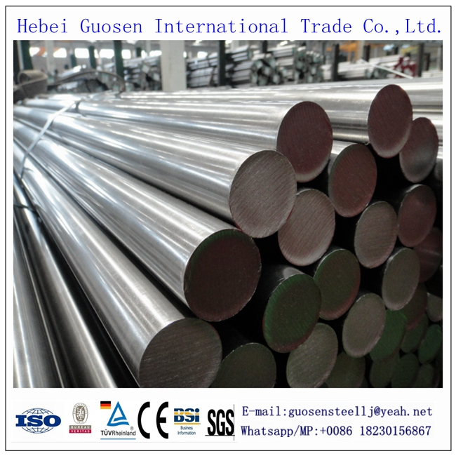 En 24 Forged Alloy Steel Round Bar