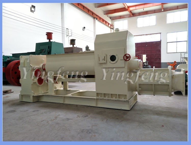 New Technology Project China Fired Full Fully Automatic Semi Auto Vacuum Extrusion Green Soil Red Mud Clay Brick Machine
