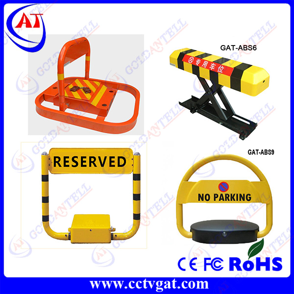 Anti-theft intelligent automatic car parking lock & solar powered automatic parking lock barrier