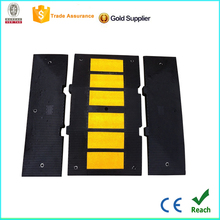 Rubber Road Speed Bump ,Rumble Strip Parts,rubber speed ramps