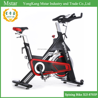 Hot sales high quality fitness exercise flywheel spinning bike / spinning exercise bike