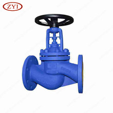 Chinese supplier WCB GS-C25 1.0619 bellow seal globe valve