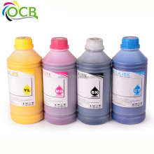 Guangzhou wholesale excellent hue super white pigment ink for wallpaper&wallcovering