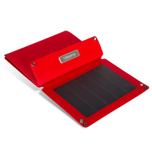 Hanergy 15w solar power bank charger for smartphone with cigs solar cell