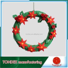 OEM high quality artificial flower garland home decorative for centerpieces