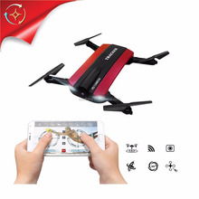 JXD 523 JXD 523W 2.4G 6-Axis Remote Control Foldable RC Drone With HD Camera WIFI FPV Altitude Hold Quad copter