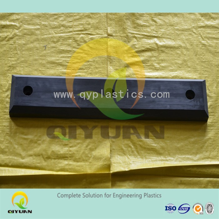 Colored wear resistant polyethylene block/ block hard plastic