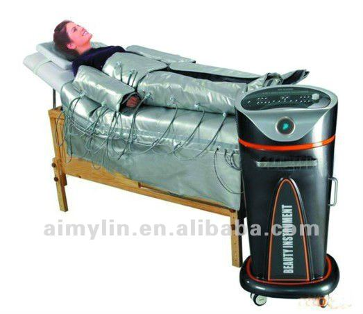 Vertical far infrared rays thermotherapy beauty salon equipment