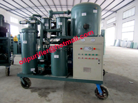 Vacuum Lubrication Oil Filtration System,Oil Filter Plant,Hydraulic Oil Purifier Equipment