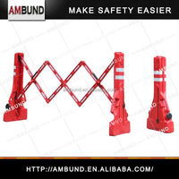 Expandable fence post ball tops for safety