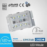 ce rohs certificate solar power 15W led module 12v for 3 years warranty
