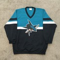 San Jose Sharks Fans Hockey Wear Sportswear Fashion School Uniforms