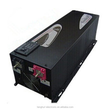 high performance Pure sine wave low frequency 24v48v 4000 watt power inverter with charger