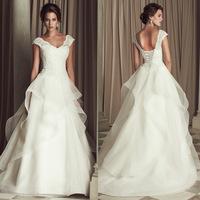 06W77 2016 fancy design high quality new wedding dress