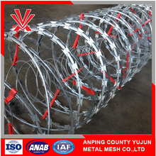 High temperature flexible best price razor barbed wire cost