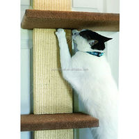 Multi-Level Cat Climber - House Pet Animal Room Christmas Gift NEW