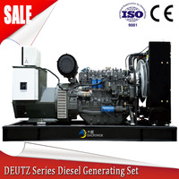 Sound Proof 100kw Mobile Diesel Generator set with Low Price