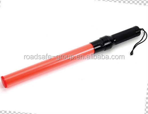 rechargeable traffic  police traffic baton for warning