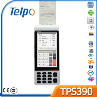 Telpo TPS390 Wifi Handheld POS Retail POS GPRS New Arrival PDA Specification