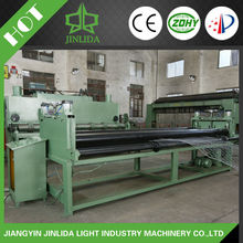 Width 4.3m Netting Sheet Straightening Machinery 20turn minute Gabion Production Line