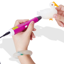 hot sale 3d pen vendor 3d printing drawing pen with LCD screen