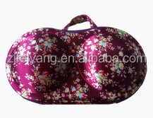 OEM new arrival factory quality high packaging storage low travel EVA hot wholesale bra panty organizer bag
