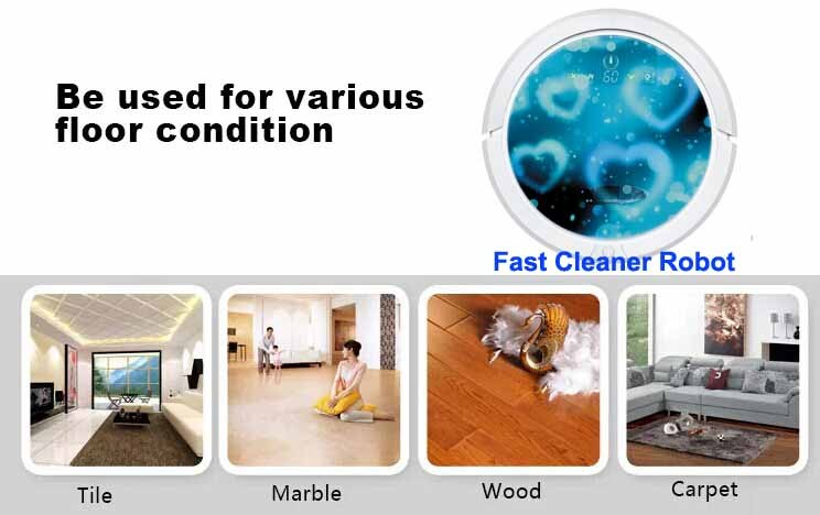 2018 WiFi Smartphone APP Control Wet And Dry Mop Robot Auto Vacuum Cleaner With Water Tank