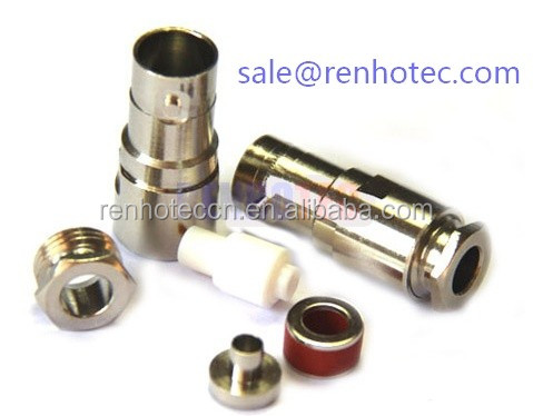 Factory price BNC compression connector RG59