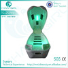 best hot sale far infrared sauna spa capsule/led light therapy bed for full body steam