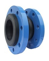 Professional Manufacturer Flexible Synthetic Rubber Expanaion Joints With Grooved Flange