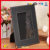 Factory wholesale PU leather photo frame 21X26cm antique picture frame for birthday gift