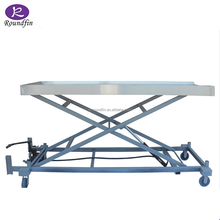 mortuary transfer cart morgue products mortuary equipment Body Lifting Trolley