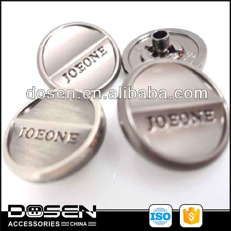 large snap button,trousers metal hook button,metal fastenings for clothes