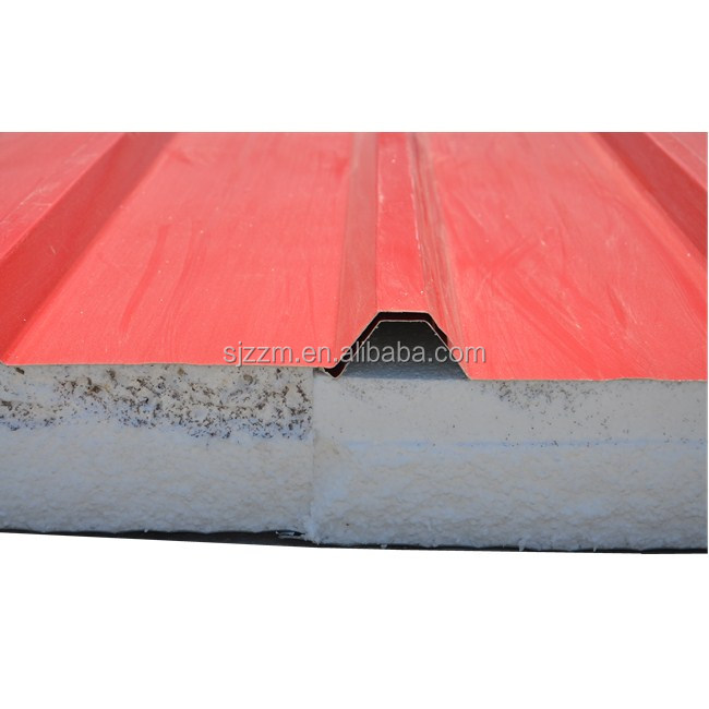 Competitive price keep warm eps sandwich roof&wall panel