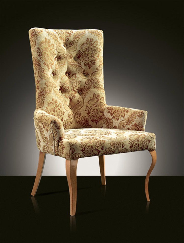 Ruimei competitive price Modern steel frame Luxury Royal Wedding Chair