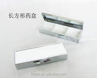 Low Price Pill Case/ Pill Box with customized Logo