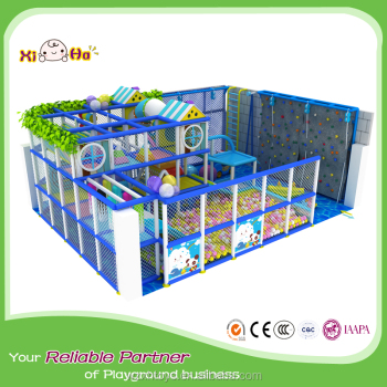Alibaba Website Colorful Ball Pool Slides Playground Amusement Park Games With Climbing Wall