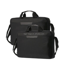 China supplier 13,15.6 inch polyester business briefcase waterproof Laptop Bag