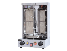 stainless steel stainless steel chicken shawarma machine