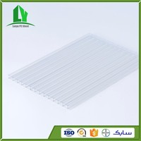 White corrugated polycarbonate sheet pp hollow sheet