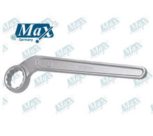 Single End Ring Bent Box Wrench/Spanner 50 mm