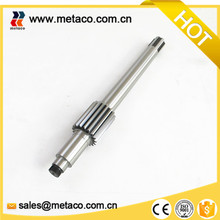 Most popular alloy steel motorcycles spur gear counter shaft