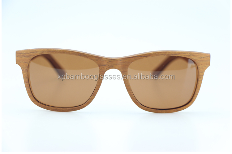 stock new model elegant european low price uv400 wooden sunglasses