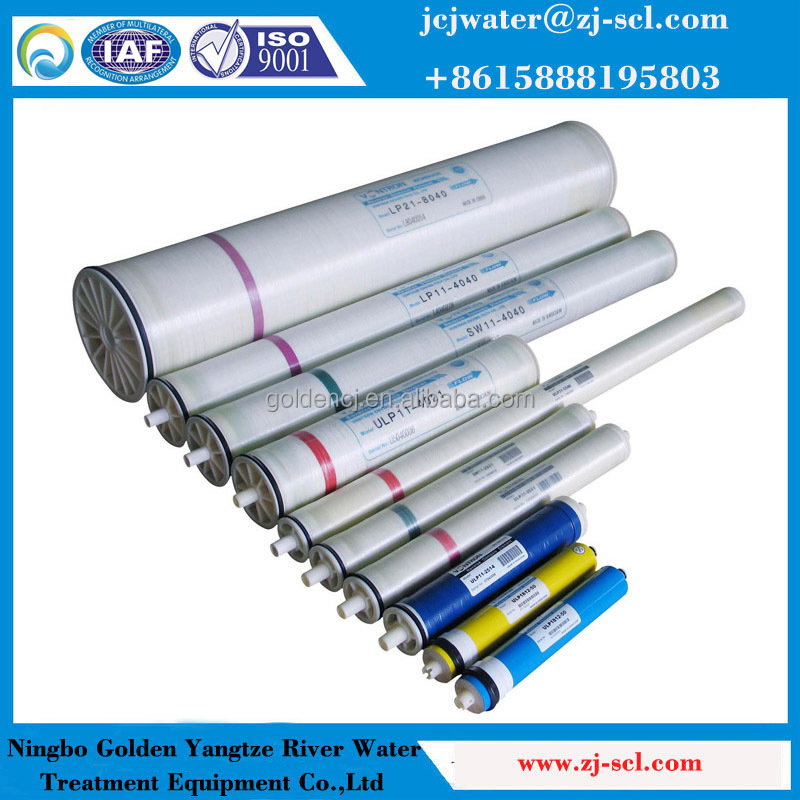 Low pressure ro membrane Salty Water Treatment Reverse Osmosis Membrane
